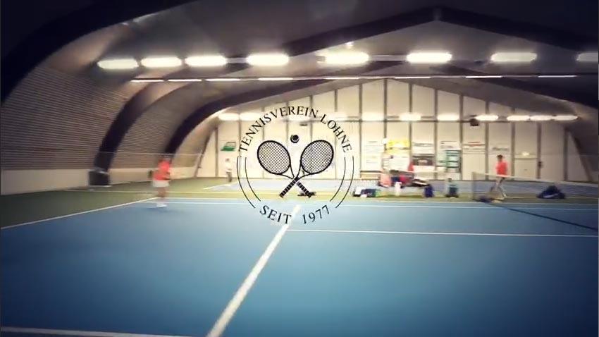 Erweiterung der Tennishalle
