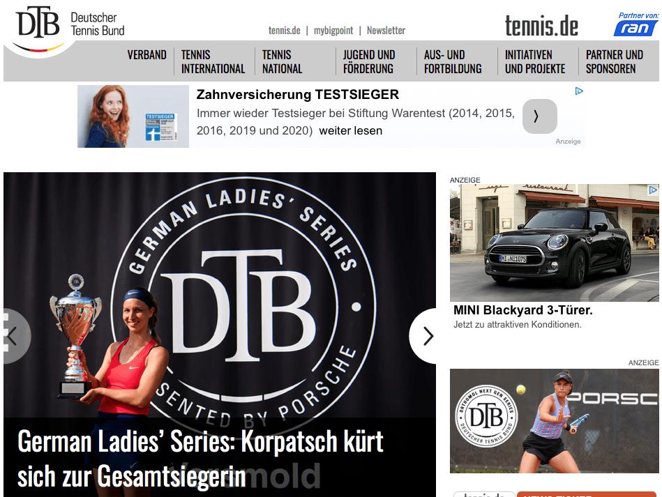 Deutscher Tennisbund